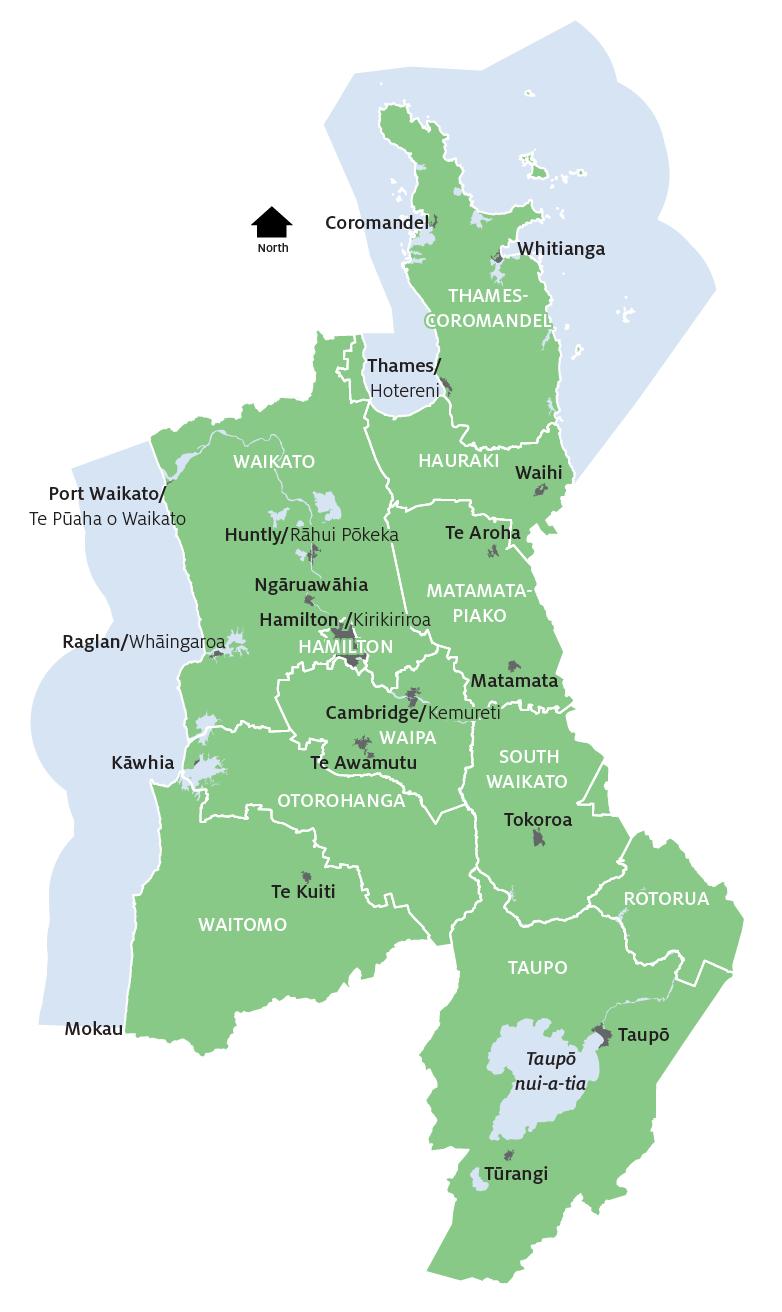 Hamilton Map New Zealand.Waikato New Zealand Map Twitterleesclub